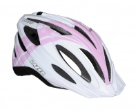 Biketopia - Lazer Bike Helmet Lady Kiss-White-Pink